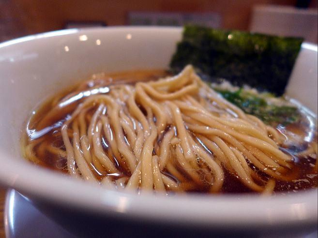 中華そば 桐麺@01醤油そば 3