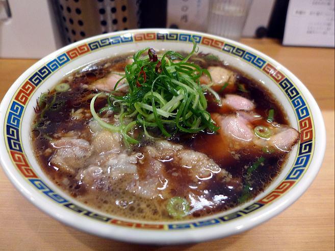 Ramen 辻@04(清湯)豚醤油 1