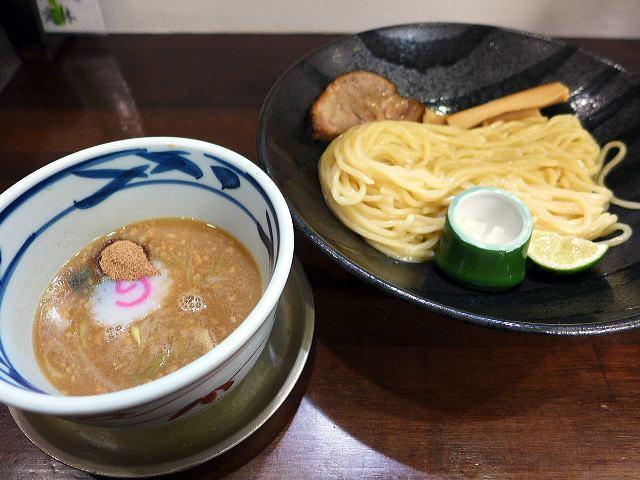 つけ麺 いちもり 茨木本店@01つけ麺 1