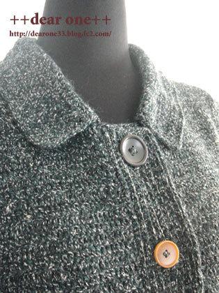 かぎ針編みのジャケット170220_2