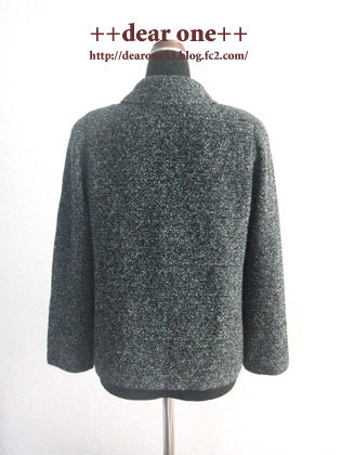 かぎ針編みのジャケット170220_4