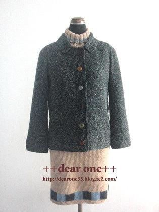 かぎ針編みのジャケット170220_5