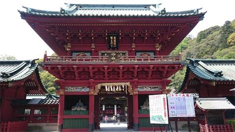 駿河国総社 静岡浅間神社 楼門