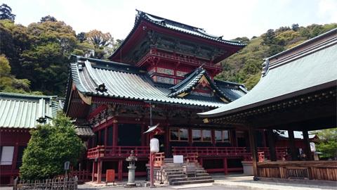駿河国総社 静岡浅間神社 大拝殿