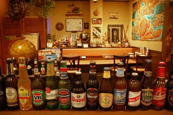 世界のビールa