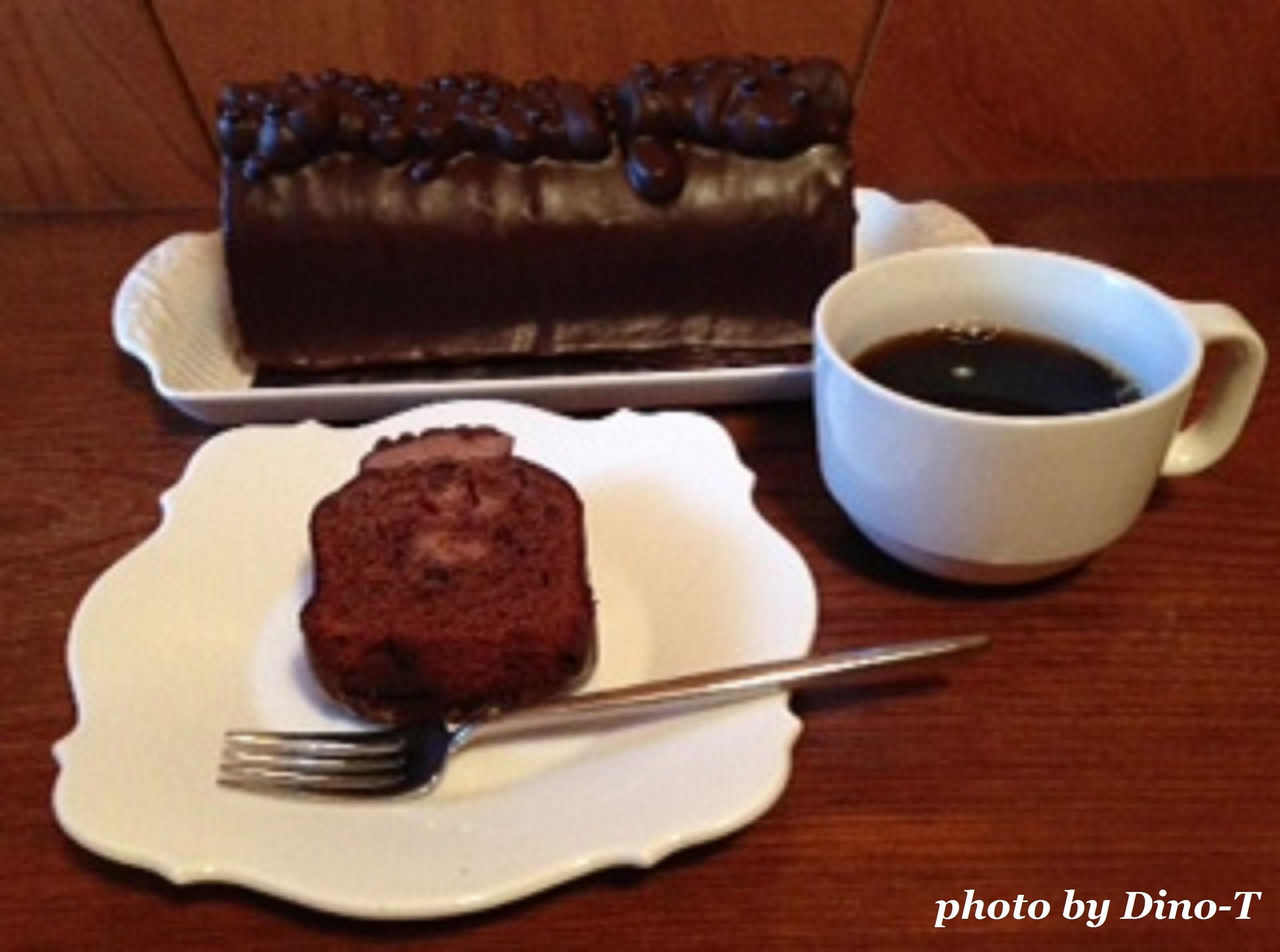 チョコレートケイク1