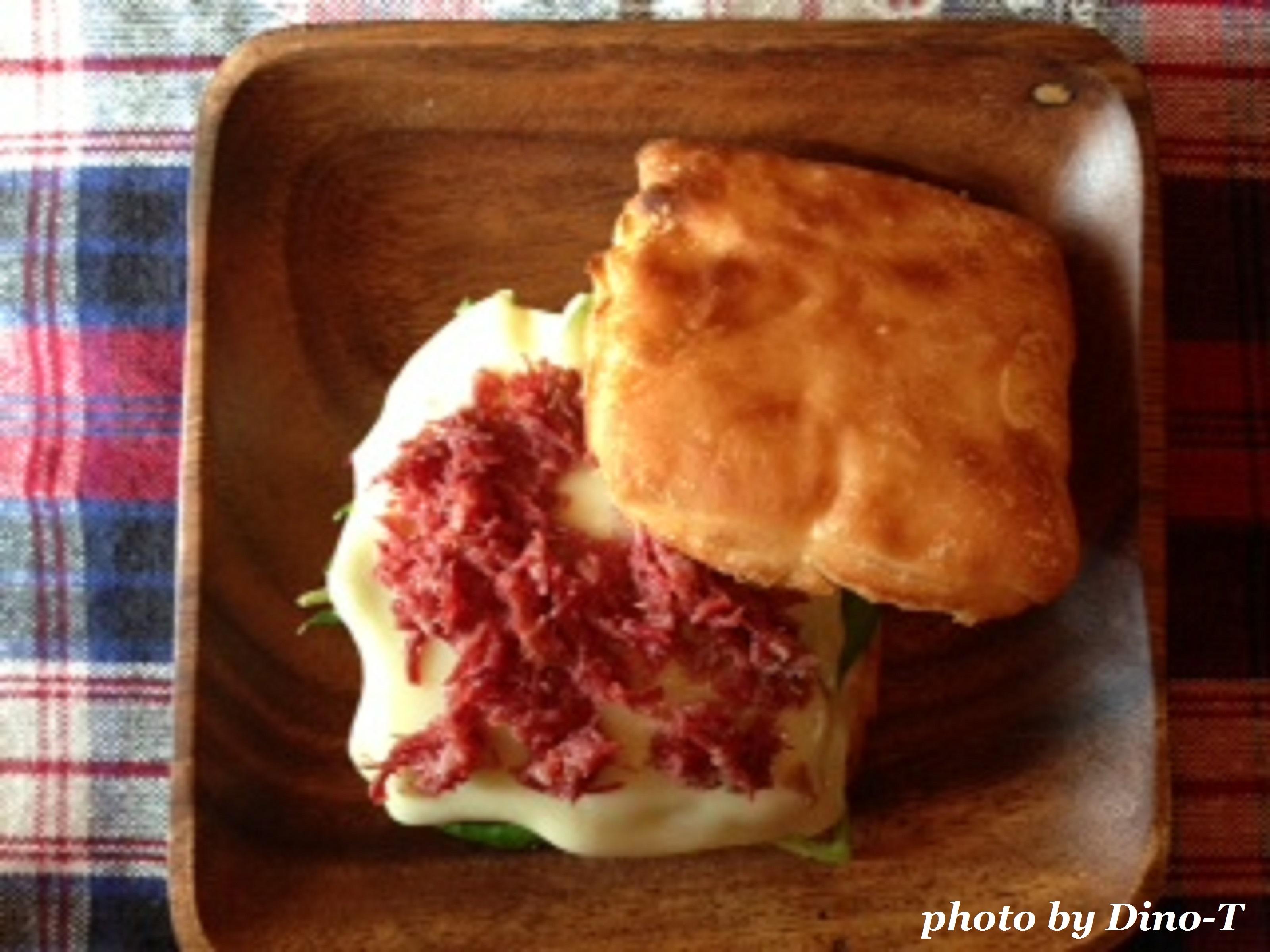 クリスケット・コンビーフ&チーズ1