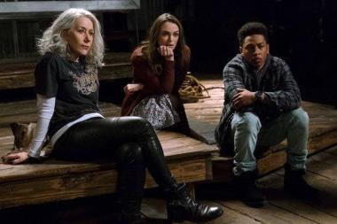 『素晴らしきかな、人生』 こちらは「死」「愛」「時間」を演じることになる役者たち。本当に役者だったのかは不明?