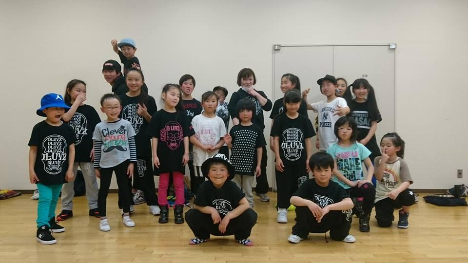 ブレイクダンス体験会2701
