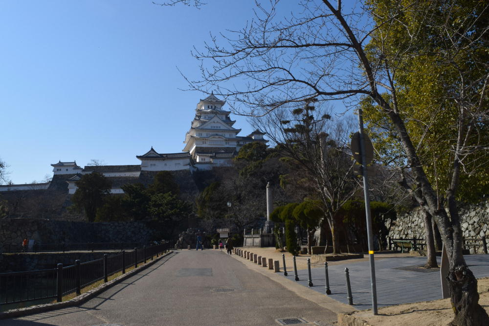姫路城 2017 3