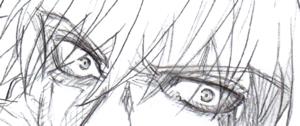 銀さん 眼 目