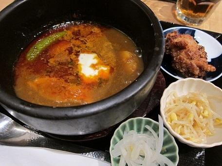 石焼野菜スープカレー