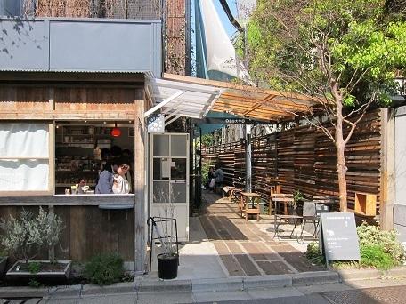 表参道カフェ