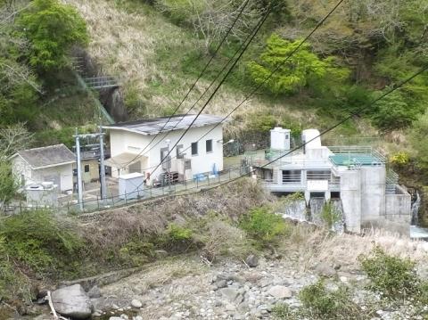 道志第二発電所
