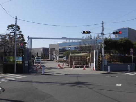 東京水道・砧浄水場
