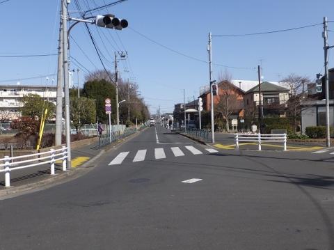 荒玉水道道路(荒玉水道みち)
