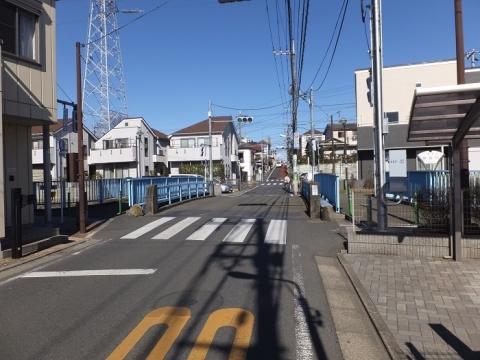 荒玉水道道路・神田橋