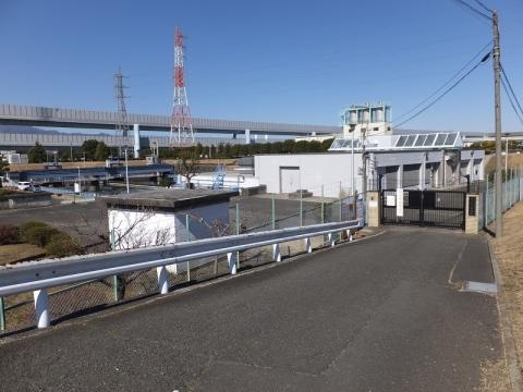 横浜・横須賀水道寒川取水事務所
