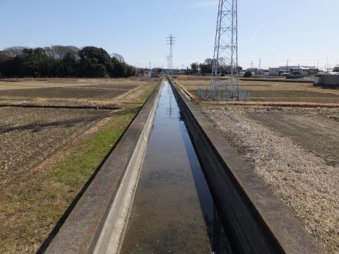 相模川左岸幹線用水路・寒川掛樋