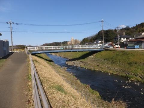 横須賀水道半原系統目久尻川水管橋