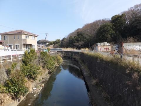 目久尻川・吉野橋