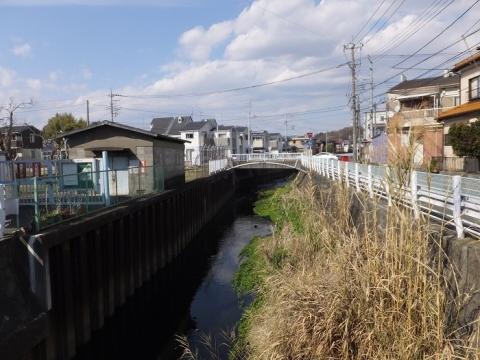 目久尻川・上栗原橋