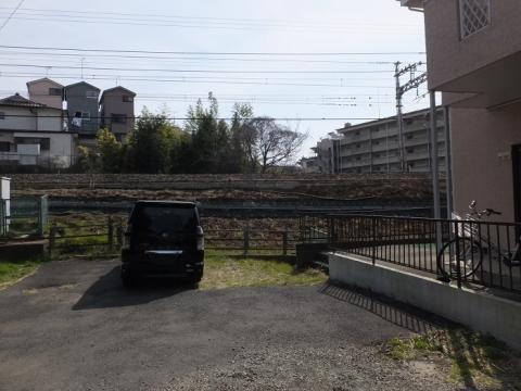 目久尻川源流・小田急線西