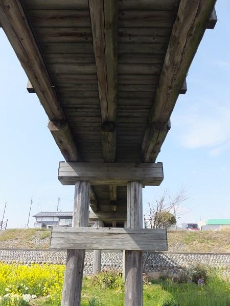 大井川蓬莱橋