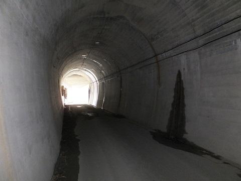 新青崩隧道