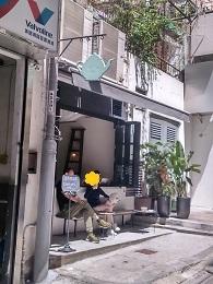 DSC_0295香港大学近くcaffee