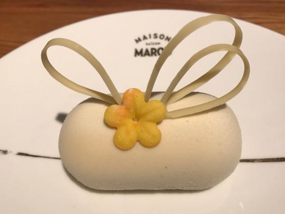 Marou白チョコ