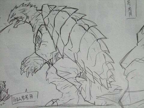 第10号 『ガメラ 1999』制作記~その1(3)