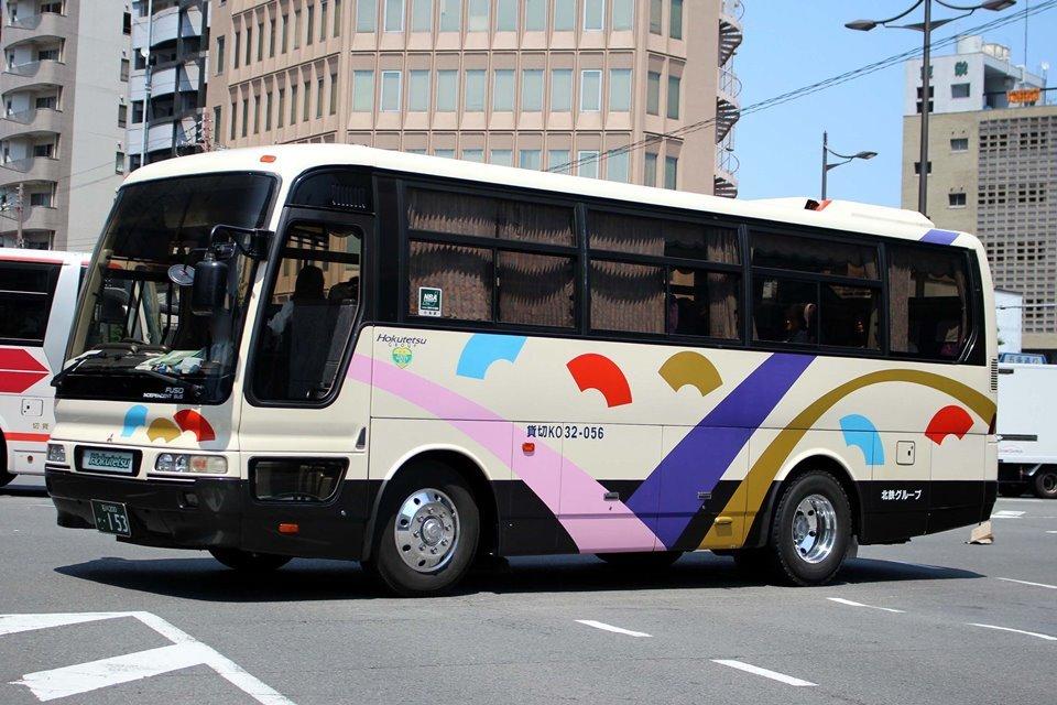 加賀温泉バス 32-056