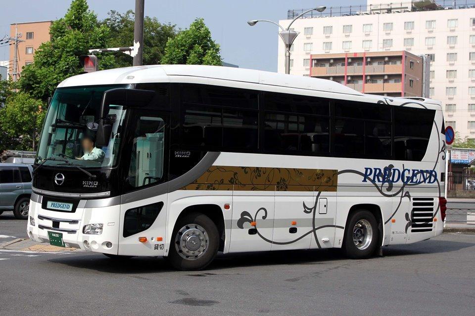 プレジェンド観光バス こ1