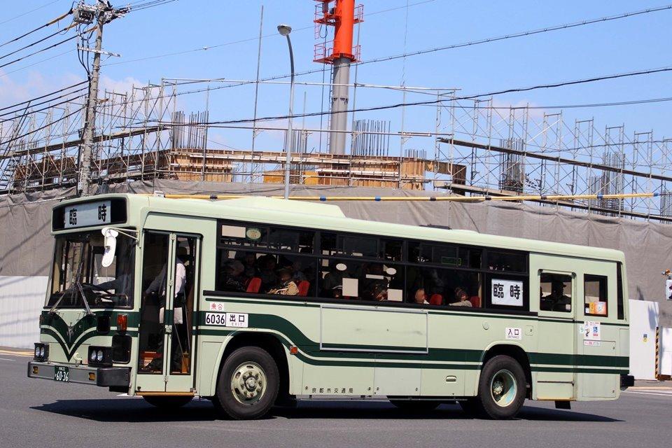 京都市交通局 か6036
