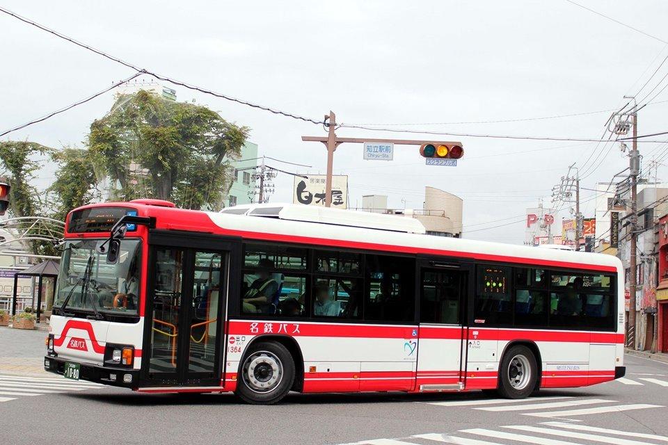名鉄バス 1364