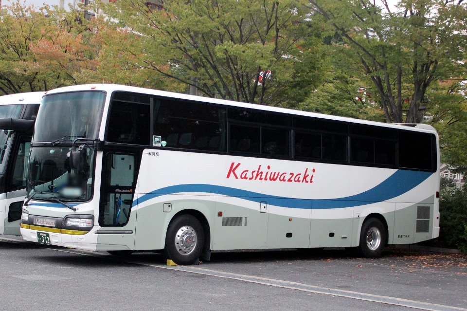 柏崎タクシー か312