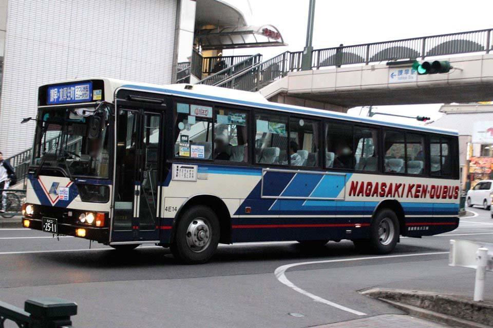 長崎県央バス 4E14