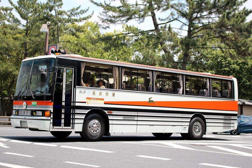 奈良交通 き269