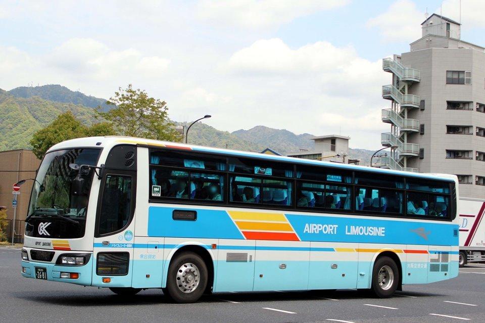 大阪空港交通 か2681