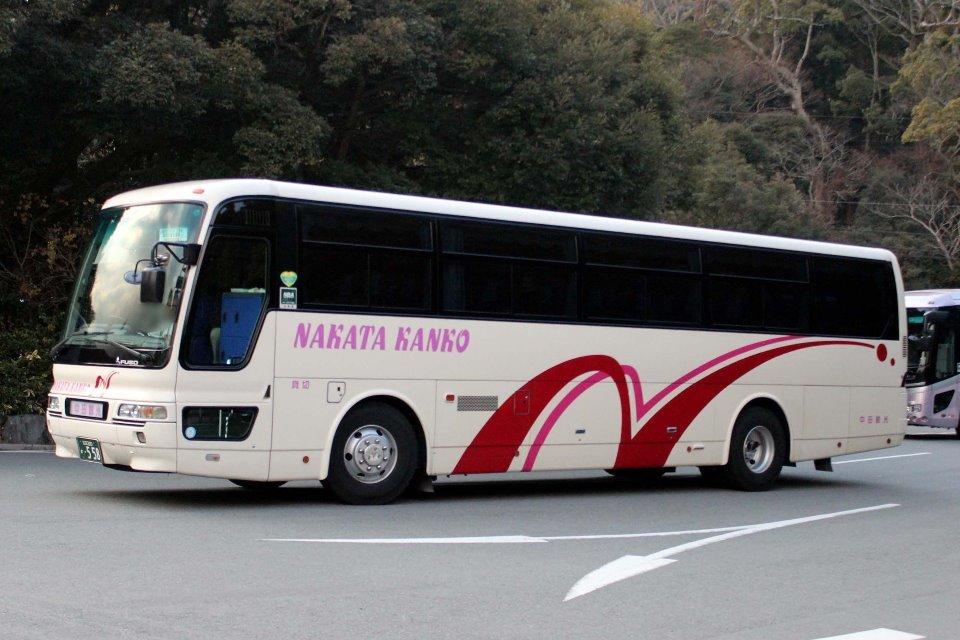 中田観光 か558
