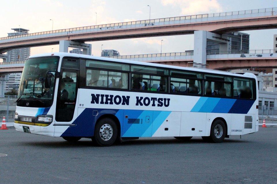 日本交通 か179