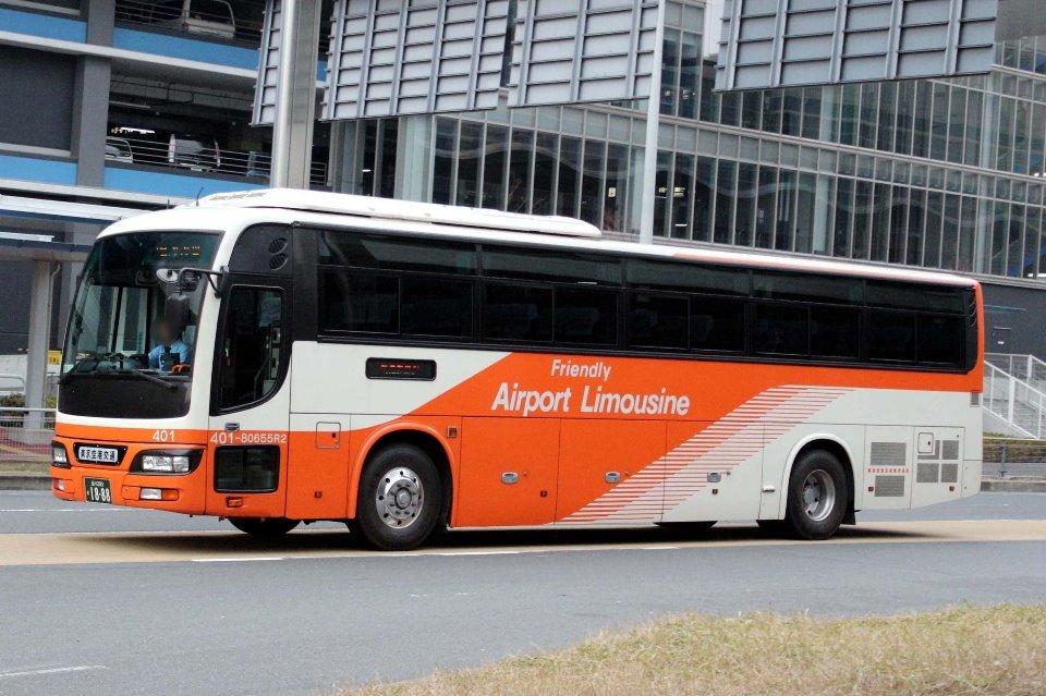 東京空港交通 401