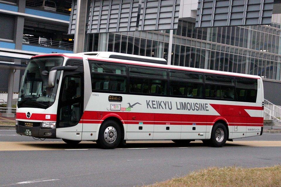 京浜急行バス H5843