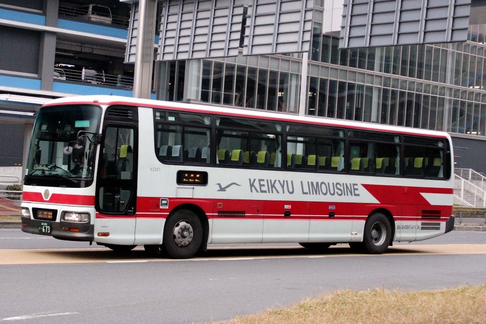 京浜急行バス K2247
