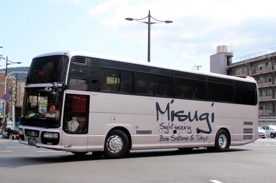 美杉観光バス い7775