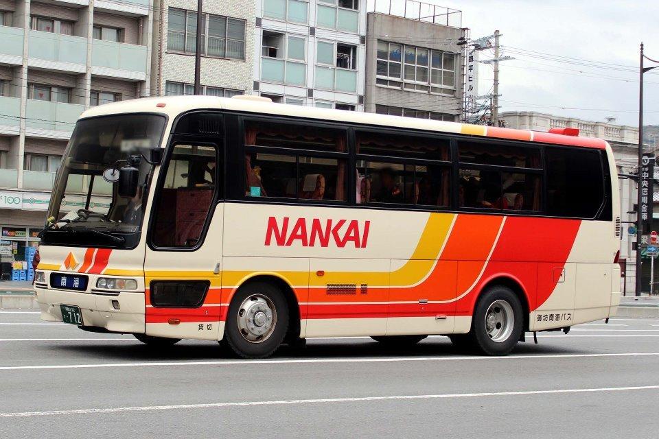 御坊南海バス き712