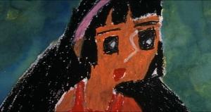 マジンガーZ対暗黒大将軍 女の子の絵も