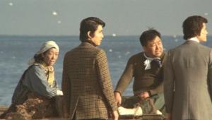 メカゴジラの逆襲 東静子と小川安三
