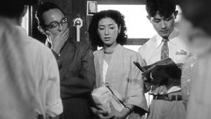 『ゴジラ』より 東静子(電車)